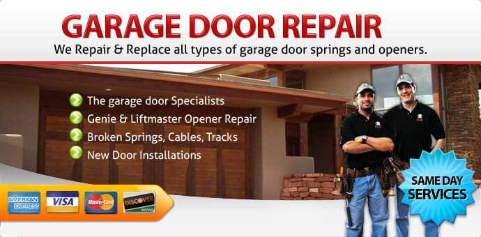 Garage Door Repair Miami shores FL